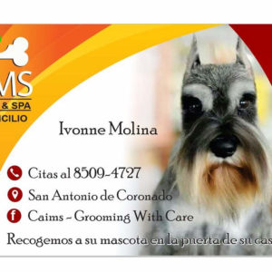CAIMS – GROOMING WITH CARE